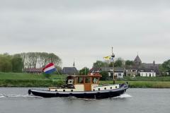motorsleepboot Durske