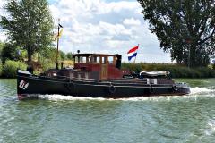 Motorsleepboot Elisabeth