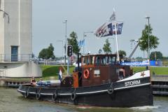 Motorsleepboot Storm