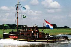 motorsleepboot Delta